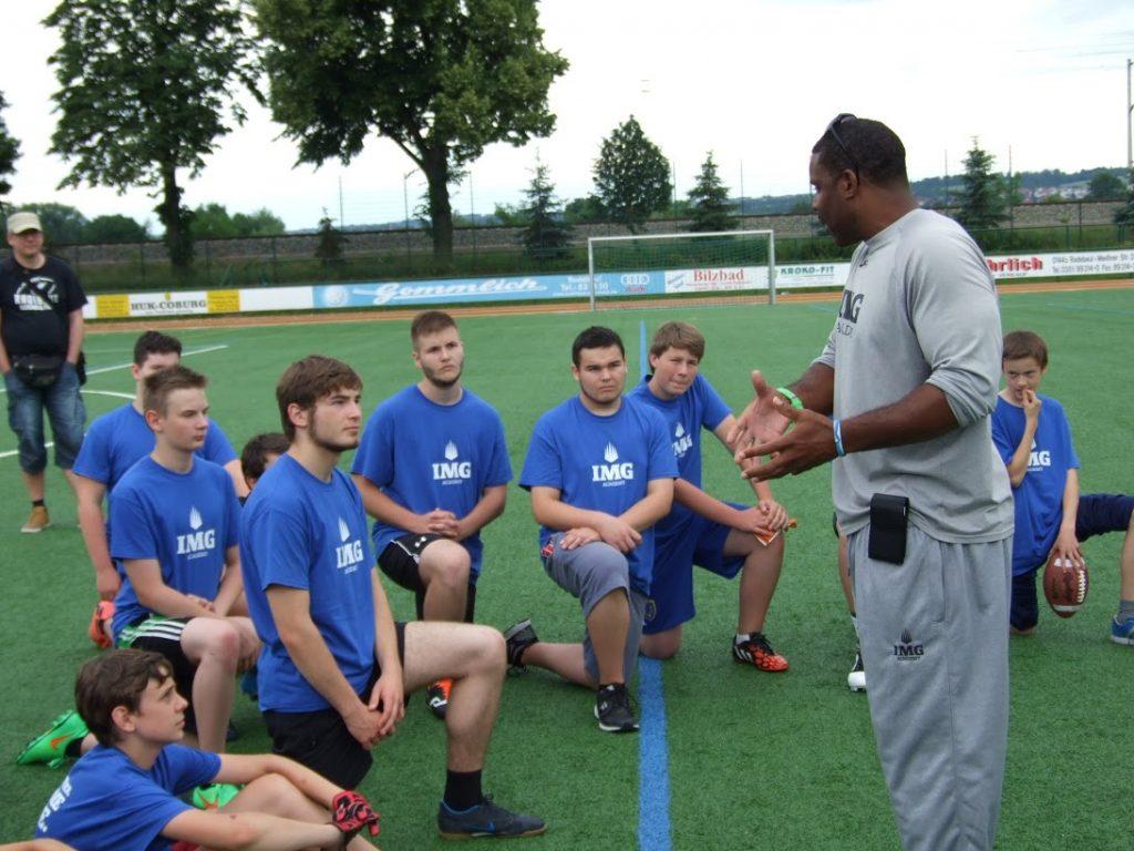 IMG ACADAMY Coaches in Radebeul
