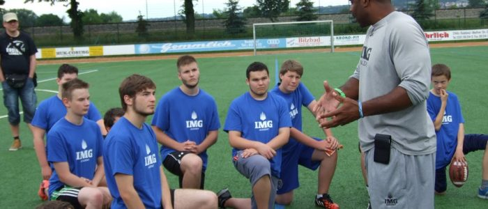 IMG ACADAMY Coaches in Radebeul